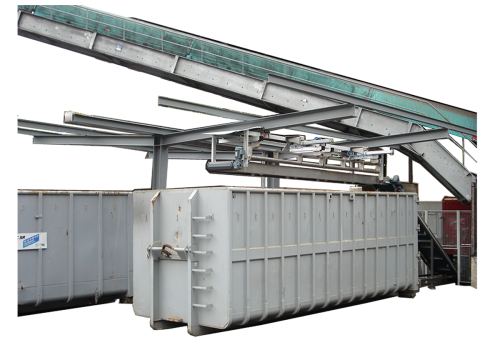 AUTOMATIC CONTAINER FILLING