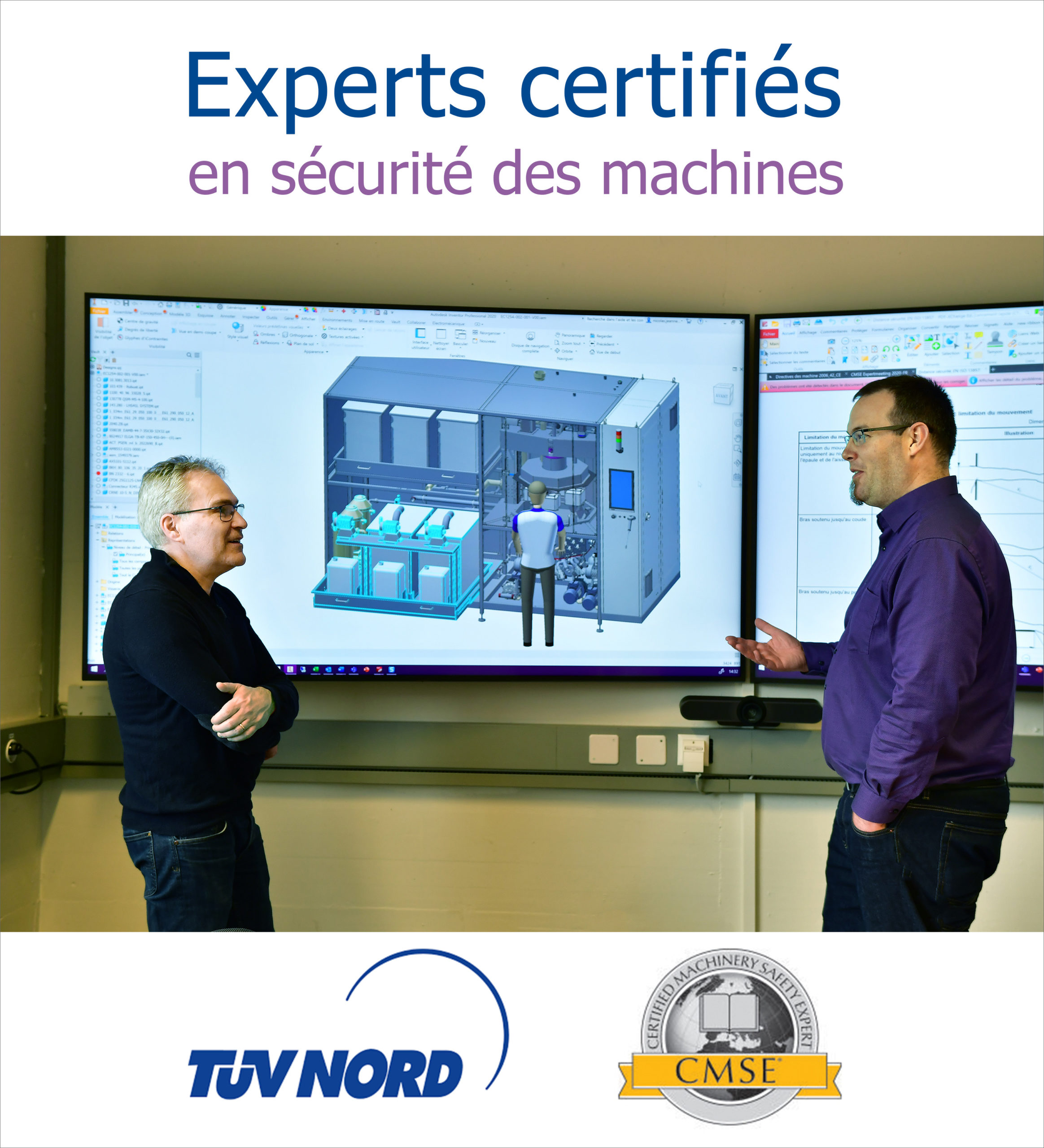 @CMSE® – Certified Machinery Safety Expert